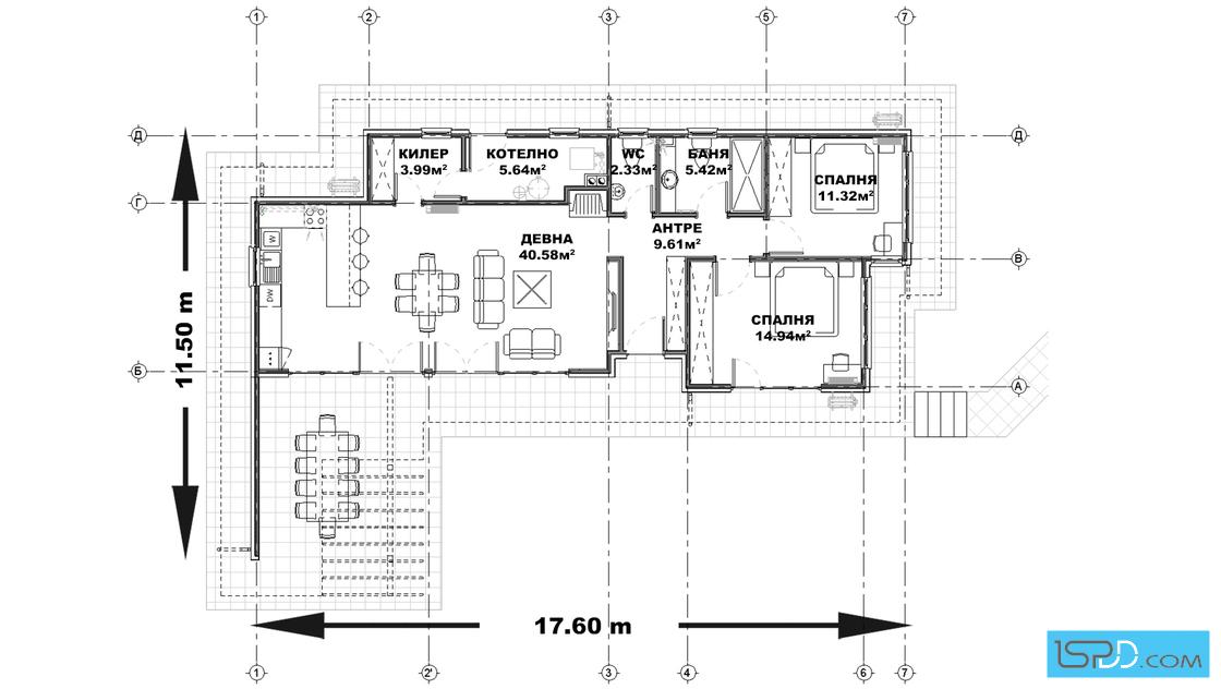 План на етажа