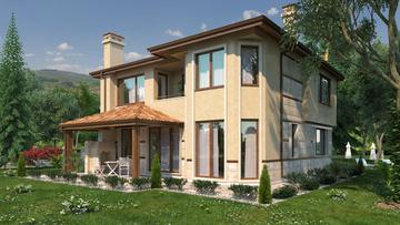 Готов проект на къща 65