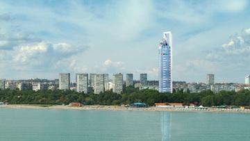 Високоетажна многофункционална сграда